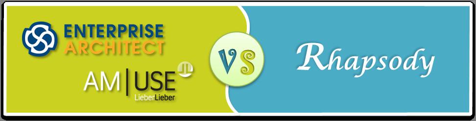 Ea amuse vs rhapsody lieberlieber software teamblog for Enterprise architect vs