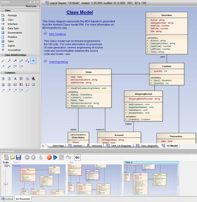 eapresenter the presentation tool for enterprise