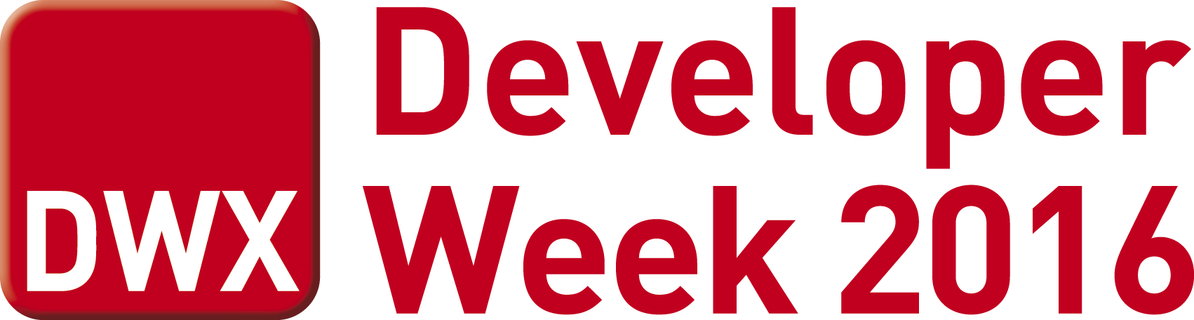 Logo DeveloperWeek2016